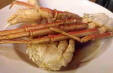 "'Tides' offers endless crab legs for their special ""All You Can Eat"" dinner for $29.95.Photo Credit: RJ Reyes"