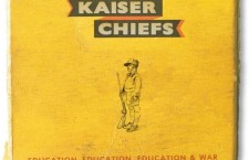 "British indie rock band Kaiser Chiefs has recently released a new album, ""Education, Education, Education, and War"". Though the album revolves around themes of rebellion, their experimenting with the classic sound of '60s rock revives a long lost era and brings underground music into a light.  Similar artists: The Last Shadow Puppets, Franz Ferdinand, and The Strokes  Grade: B+  Photo Courtesy of B-Unique Records"