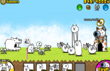 Though the game is plain and doesn't require much thought, The Battle Cats can easily pull you into hours of playing. With a variety of cute characters and a number of places to take over, one is sure to conquer the world with this app.   Photo courtesy of PONOS