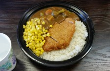 The Pork Katsu Curry ($9.45) contained warm tender meat atop delectable rice and flavor packed curry.