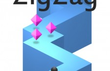 """Ketchapp Studios and Marius Gerlich partner together to produce """"ZigZag,"""" an app that tests both patience and timing. Although innovative, it easily turns into  Grade: B- Photo courtesy of Ketchapp Studios"""