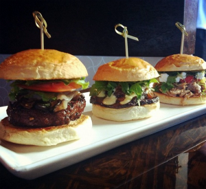 The Bachi Sliders, a new addition to the menu, are only available at the Summerlin location. <br />Photo Credit: RJ Reyes