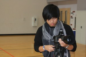 Living life behind the camera is exciting, but there are consequences that come with it.<br />Photo Credit: Jacob Berroya