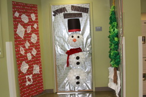 "Mrs. Elaina Nelson's door won for ""Most Creative"" for this year's contest.<br/>Photo Credit: Kristine Faccinto"