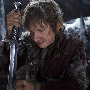 "Bilbo Baggins is visited by the great wizard Gandalf to join him and 13 others on an ""Unexpected Journey,"" in this superb fantasy prequel to 'The Lord of the Rings.'<br />Courtesy of New Line Cinema<br />Grade: B"