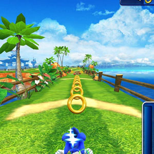 Sonic Dash is a fast paced games that will definitely test the players skills. Wipe with a finger dodge, jump, and run to receive the highest distance.<br>Rating: A<br>Courtesy of SEGA