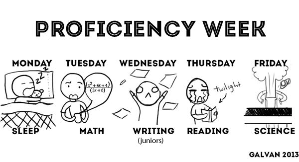 PROFICIENCY-WEEK