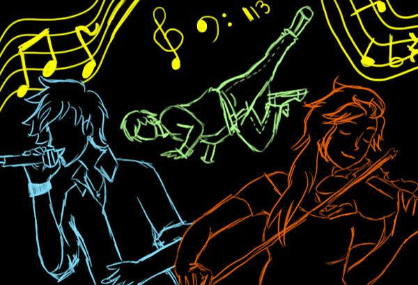 Performing arts classes, such as orchestra, band, dance and theater, should be included at our school. Not only could it satisfy those who are passionate about the arts, but it could also provide more options for those seeking ways to fulfill their fine arts credit.Illustration: Amanda Galvan