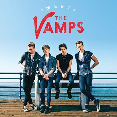 If you are in the market for a spanking new set of heartthrobs, take a look at The Vamps, this years new edition of british boybands.Rating: CSimilar Artists: OneDirection, N*Sync, The Wanted