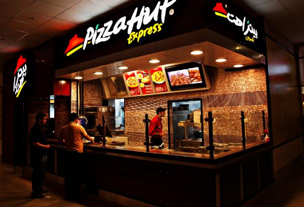 Pizza Hut is the go to place for pizza with teenagers in Las Vegas.