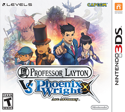 Brought to America by the results of a Facebook poll, those who are a fan of both the Professor Layton franchise and the Ace Attorney franchise are able to experience their favorite professor and defence attorney join forces to uncover the mystery of the ancient city Labyrinthia through Professor Layton VS. Phoenix Wright: Ace Attorney.  Grade: A  Similar Games: 999: Nine Hours, Nine Persons, Nine doors, Ghost Trick: Phantom Detective, Trauma Center: Under the Knife  Photo Credit: Nintendo