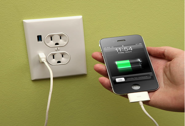 USB Wall Outlet (.95)