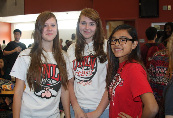 College T-shirt Day