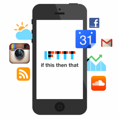 """IFTTT"" has a multitude of uses and brings the power of the Internet to the tip of your fingers. Through the use of commands that may be slightly complex, possibilities are endless.  Grade: A-  Photo Courtesy of Tech Crunch"