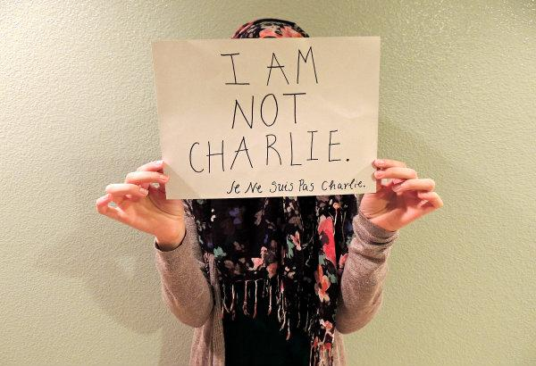 To the recent uproar surrounding Charlie Hebdo, I say: Je Ne Suis Pas Charlie. Photo Credit: Summer Thomad