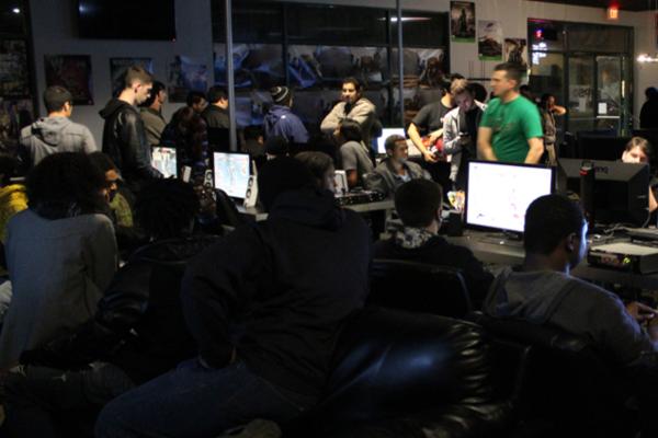Photo Courtesy of Press Start Gaming Center