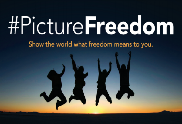 Picture Freedom is a nationwide scholarship contest hosted by 1 for All. The contest will run from Feb. 22 to Feb. 28 at 11:f59 p.m. PST.  Photo Courtesy of 1 for All