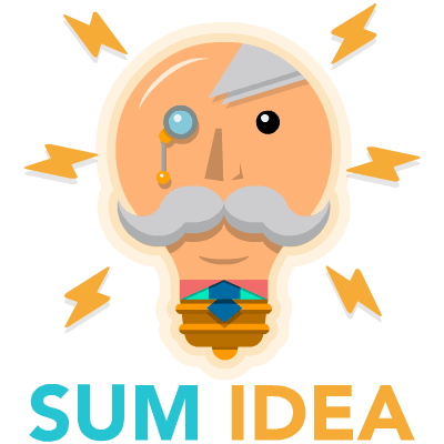 """Though it may be simple, """"Sum Idea"""" will provoke a competition to see who can earn the top score.  Grade: A+ Photo Courtesy of Twiddly Studios"""