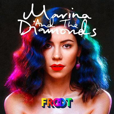 "As the third album of Diamandis' repertoire, ""Froot"" prevails with themes of unified glory and sweet electricity. Similar Artists: Lana Del Rey, Regina Spektor and Melanie Martinez Grade: A+ Photo Courtesy of Marina and the Diamonds"